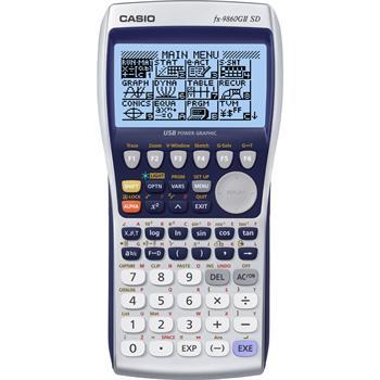 CASIO FX 9860 GII SD kalkulačka grafická