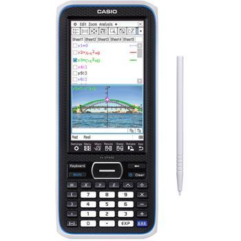 CASIO FX CP 400 kalkulačka grafická s CAS; FX CP 400