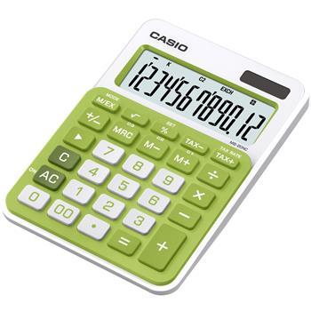 CASIO MS 20 NC/GN kalkulačka stolní