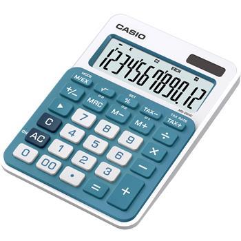CASIO MS 20 NC/BU kalkulačka stolní