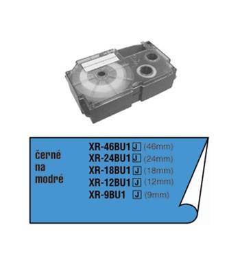 CASIO XR 9 BU1 KL 9mm; XR 9 BU1 - CASIO XR-9BU1 - originální