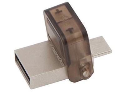 Kingston 64GB DT MicroDuo USB 2.0. OTG