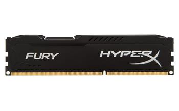 Kingston 4GB DDR3-1333MHz HyperX Fury Black; HX313C9FB/4