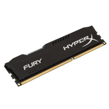 Kingston 4GB DDR3-1600MHz HyperX Fury Black; HX316C10FB/4