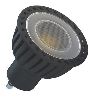 Dichroická žárovka LED 1x6W GU10 teplá bílá