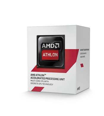 AMD Athlon X4 5350 Kabini 4c B; AD5350JAHMBOX