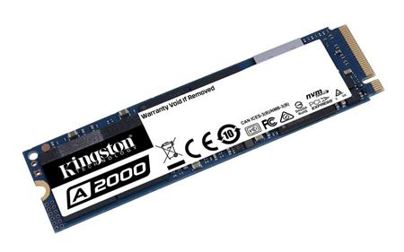 Kingston A2000, M.2 - 500GB