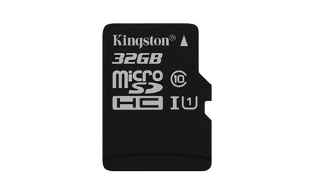 Kingston microSD Canvas Select 32GB