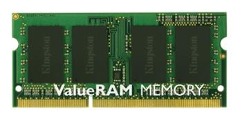 Kingston ValueRAM DDR3 4GB, 1333MHz, CL9, SO-DIMM