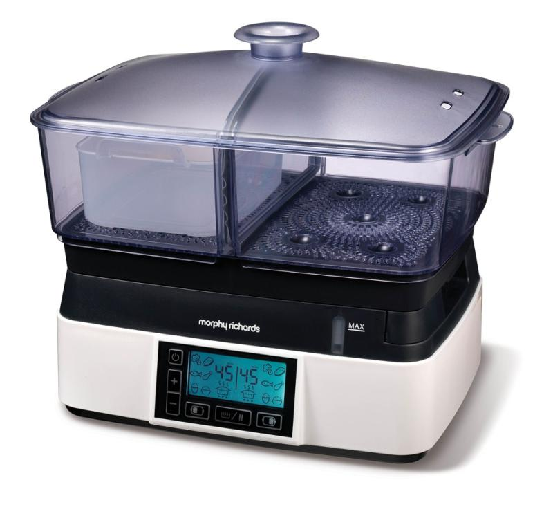 c8500d7d698 MORPHY RICHARDS 48775 Intellisteam compact- parní hrnec
