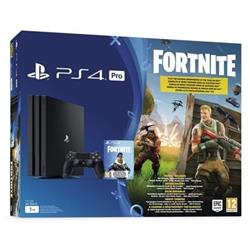 PS4 Pro - Playstation 4 Pro 1TB + hra FORTNITE voucher