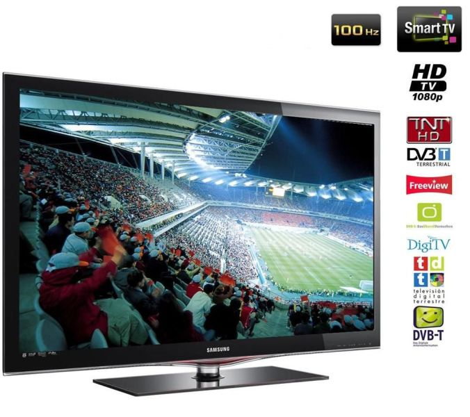 4748f1f09 Samsung LE37C650 - LCD televize 37