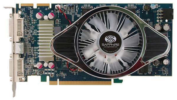 Sapphire VGA ATI Radeon HD 4850 1 GB GDDR3 256 Bit 2x DVI HDTV PCI E