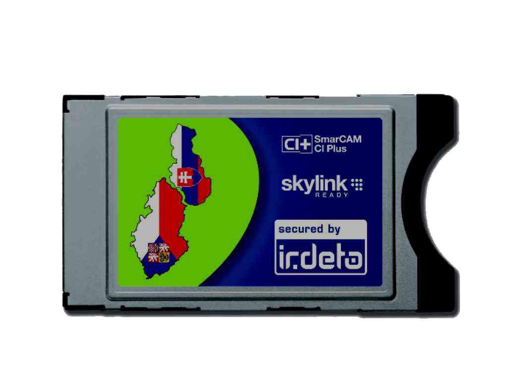 a0027cdc1 SMARDTV CA modul Irdeto EuroCAM+ (Skylink ready, T-Mobile, Freesat) -  dekódovací modul
