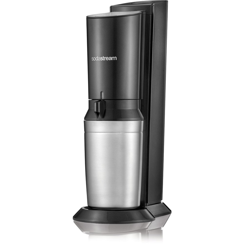 sodastream crystal titan silver dragon sada 6v1 zdarma. Black Bedroom Furniture Sets. Home Design Ideas