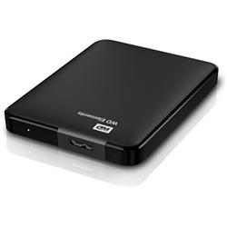 WD Elements Portable 1TB, černý