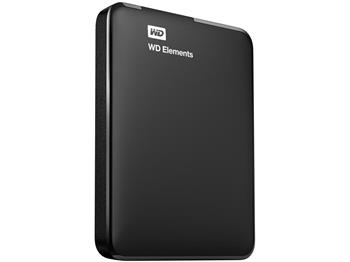 "Western Digital 2.5"" Elements Portable 1TB černý"