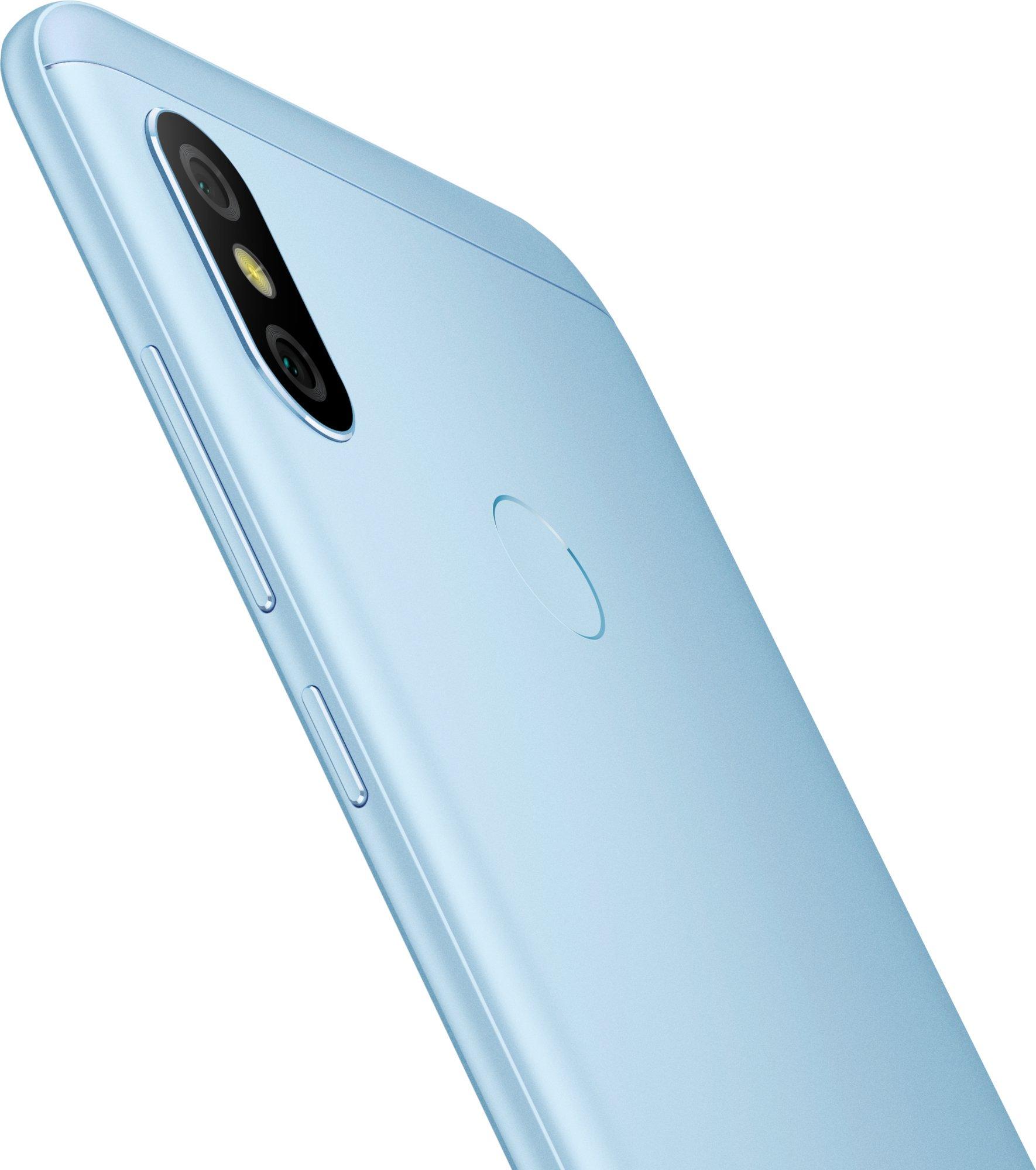 Xiaomi Mi A2 Lite Global CZ LTE 4GB 64GB modrá